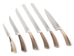 Set di coltelli in acciaio inoxACGKNBB990AS | Set di posate - OFFICINE GULLO