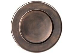 Sottopiatto in rame brunitoACGPLME010RB | Piatto - OFFICINE GULLO