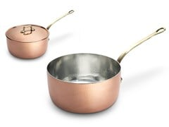 Casseruola in metallo con coperchioACGPORS07000 | Casseruola - OFFICINE GULLO