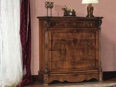 Cassettiera in legno masselloACHILLE | Cassettiera - ARVESTYLE