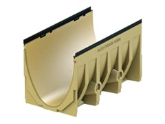 Elemento e canale di drenaggio in calcestruzzo polimericoACO DRAIN ® Multiline V500 - 1000 mm - ACO PASSAVANT