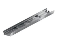 Corpo canale ad altezza fissa in acciaio ACO PROFILINE 100 - FISSA - ACO Profiline