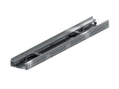Corpo canale ad altezza regolabile ACO PROFILINE 130 - REGOLABILE - ACO Profiline