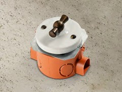 Interruttore in ceramicaACQUARIO | Interruttore - ALDO BERNARDI