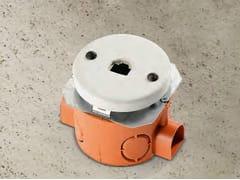 Presa elettrica singola in ceramicaACQUARIO | Presa Internet - ALDO BERNARDI