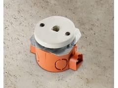 Presa elettrica singola in ceramicaACQUARIO | Presa telefono - ALDO BERNARDI
