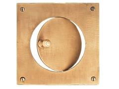 Griglia di ventilazione rotonda in metalloACR063   Griglia di ventilazione - OFFICINE GULLO