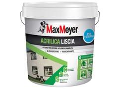 Idropittura lavabileACRILICA LISCIA - MAXMEYER BY CROMOLOGY ITALIA