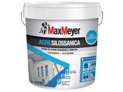 Pittura decorativa acrilicaACRILSILOSSANICA - MAXMEYER BY CROMOLOGY ITALIA