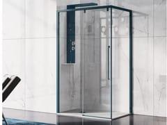 Samo, ACRUX | Box doccia con porta scorrevole  Box doccia con porta scorrevole
