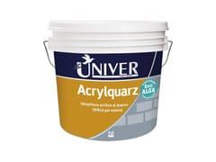 Pittura acrilicaACRYLQUARZ - PPG UNIVER
