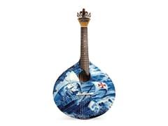 Chitarra in legnoADAMASTOR - MALABAR - ARTISTIC FURNITURE