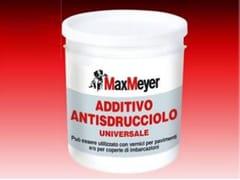 SmaltoADDITIVO ANTISDRUCCIOLO - MAXMEYER BY CROMOLOGY ITALIA