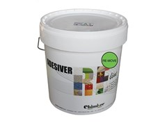 Chimiver Panseri, ADESIVER RE-MOVE Adesivo per pavimenti resilienti