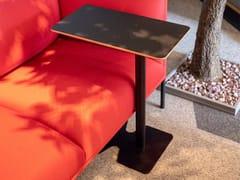 Tavolino di servizio rettangolare in compensatoADJACENT - ASKIA