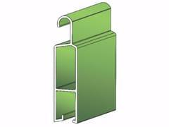 Tapparella in alluminio estruso AE27 - Tapparelle in alluminio