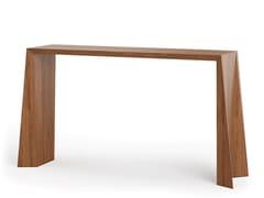 Consolle rettangolare in legno impiallacciatoAEGYPTUS - DOORWAY
