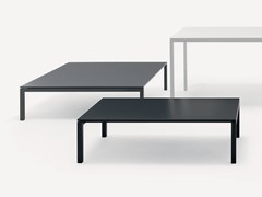 Tavolino basso in metalloAER | Tavolino - FANTIN