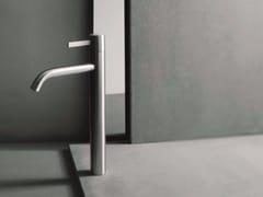 ABOUTWATER, AF/21 - A706WF Miscelatore per lavabo monocomando con finitura satinata
