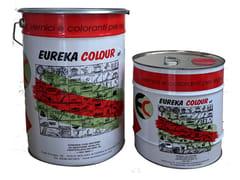 Vernice ciclo poliuretanica ignifuga per legnoAF 450 BIANCO - EUREKA COLOUR
