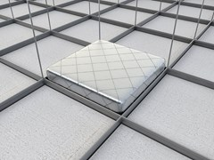 Protezione flessibile per controsoffitti in fibraAF COVER LIGHT - AF SYSTEMS