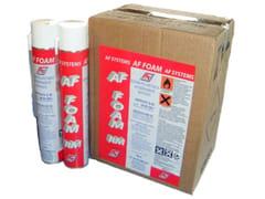 AF SYSTEMS, AF FOAM RM Schiuma sigillante antifuoco
