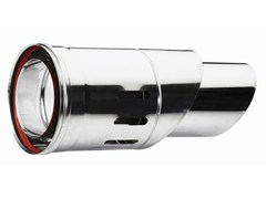 Canna fumaria in acciaio inoxAFG-CF CE® - ATRITUBE HVAC PRODUCTS - G. IOANNIDIS & CO. P.C.
