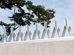 Sistemi di protezione antiscavalcamento per muri perimetraliAG - MORITA ALUMINUM INDUSTRY
