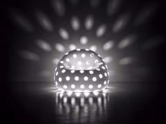Poltroncina luminosa in polietilene AIRBALL ARMCHAIR LIGHT - Airball