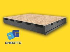 Sistema per tetto ventilatoAIRVENT BD GRAFITE | Sistema per tetto ventilato - GHIROTTO TECNO INSULATION