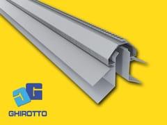 Accessorio per tetto ventilatoAIRVENT COLMO 600 - GHIROTTO TECNO INSULATION