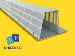 Accessorio per tetto ventilatoAIRVENT GRONDA 300 - GHIROTTO TECNO INSULATION