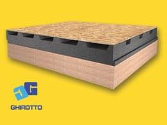 Sistema per tetto ventilatoAIRVENT ST GRAFITE - GHIROTTO TECNO INSULATION