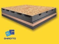 Sistema per tetto ventilatoAIRVENT TOP GRAFITE - GHIROTTO TECNO INSULATION