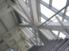 Pittura intumescente per strutture di acciaioAITHON A90 H - Acciaio - AITHON RICERCHE INTERNATIONAL