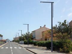 GHM-ECLATEC, AKANDA Lampione stradale in metallo