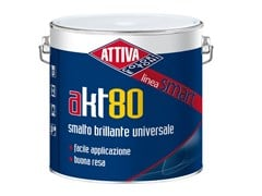 Smalto brillante anticorrosivoAKT80 - ATTIVA