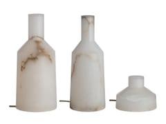 Lampada da tavolo a LED in alabastro con dimmerALABAST | Lampada da tavolo - CARPYELLUM 70