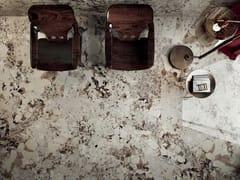 Pavimento/rivestimento in gres laminato effetto marmoALLURE - ALASKA - COTTO D'ESTE