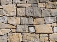 Rivestimento di facciata in pietra ricostruitaALBERESE P88 - GEOPIETRA®