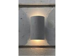 Applique per esterno a LED in Eco-Beton®ALBERGO - GESSO