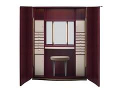 Mobile toilette in legno ALCHEMICO LEI - Amaranthine Tales
