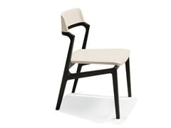 Sedia in frassino con schienale aperto ALEXA | Sedia -
