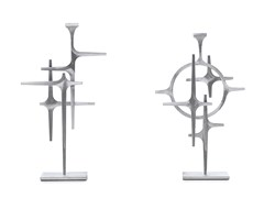 Candeliere in alluminioALFA & CENTAURO - AGRIPPA COLLECTION
