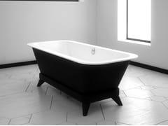 Vasca da bagno centro stanza rettangolareALFA ESSENTIAL DECO - ABSARA INDUSTRIAL