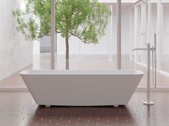 Vasca da bagno centro stanza rettangolareALFA ESSENTIAL | Vasca da bagno rettangolare - ABSARA INDUSTRIAL