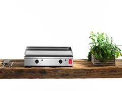 Barbecue a gas ALFA | Basic Function - LEVIGMATIC