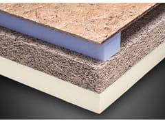 Pannello termoisolante in materiale sinteticoALGOPAN PIR LC - EDILTEC