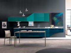 Cucina laccata lineare ALICANTE FASHION & DESIGN -