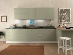 Cucina componibile con penisola ALICANTE NATURE & FAMILY -